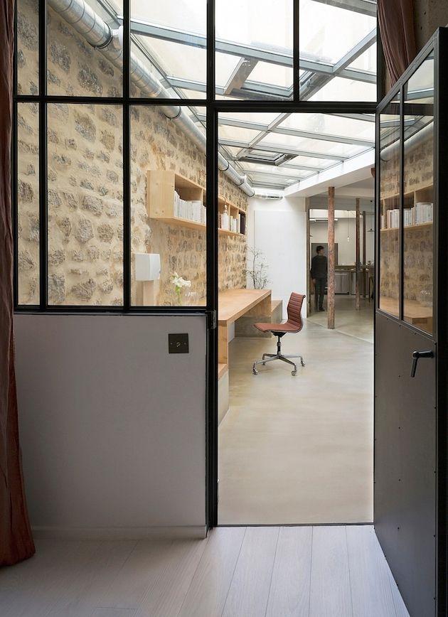 Loft Architektur architektur stylisches loft in alter werkstatt klonblog rooms