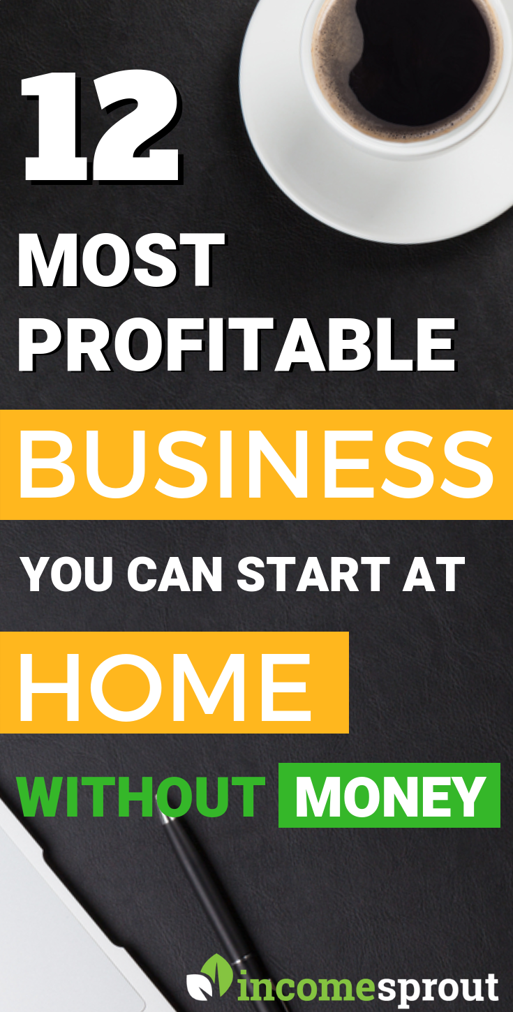 5 Legit Online Business You Can Start Without Investment Business Ideas For Students Profitable Business Start A Business From Home