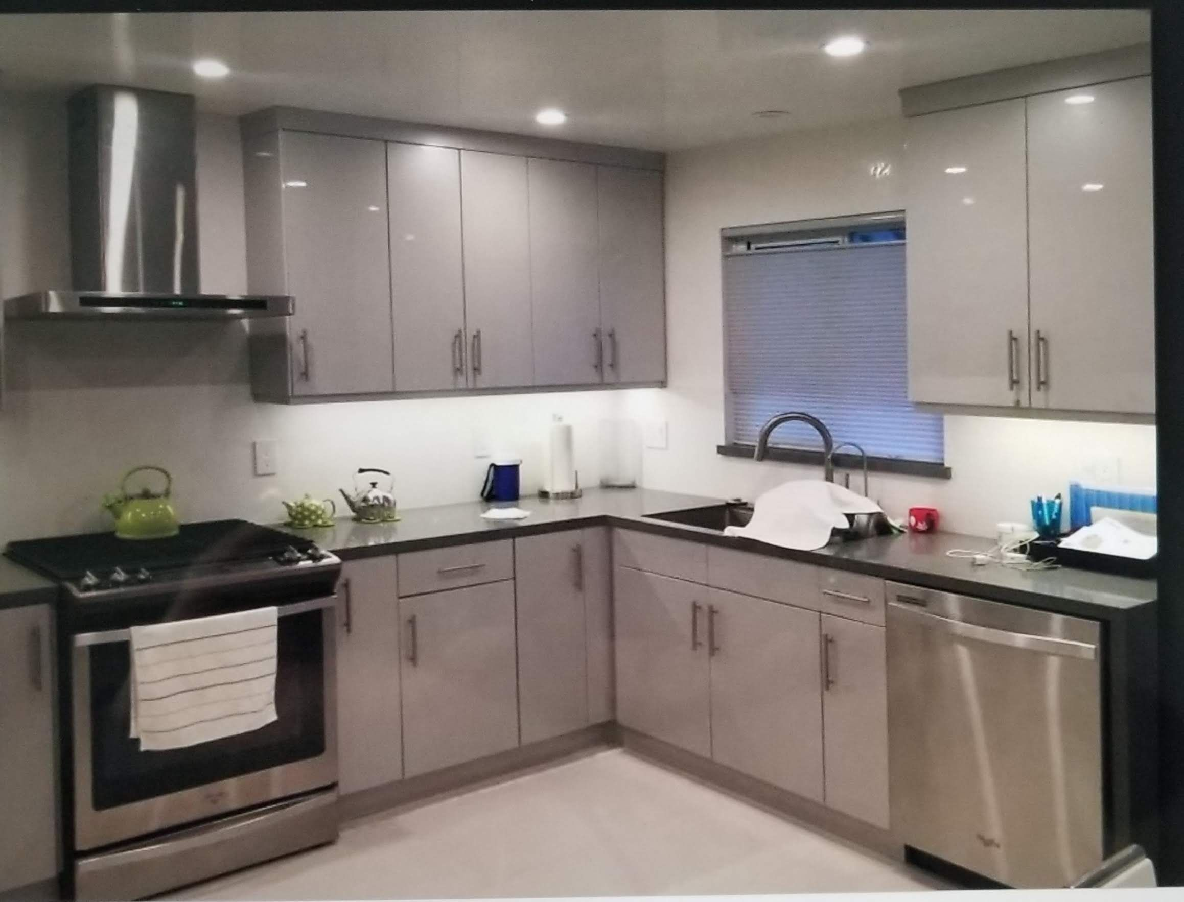 Really Like The Flat Panel Frameless Cabinets Kitchen Cabinets European Style Kitchen Cabinet Styles European Kitchen Design