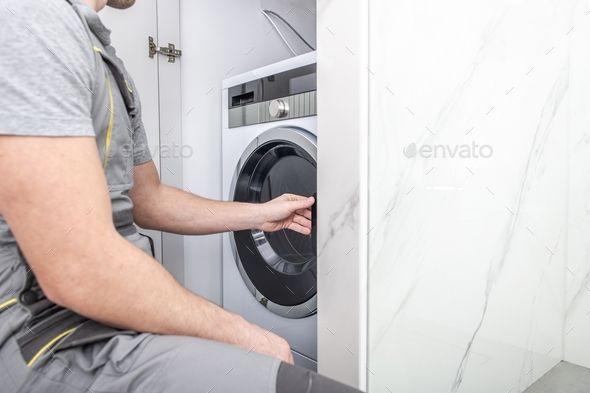 Washing Machine Installation by duallogic. Washing Machine ...