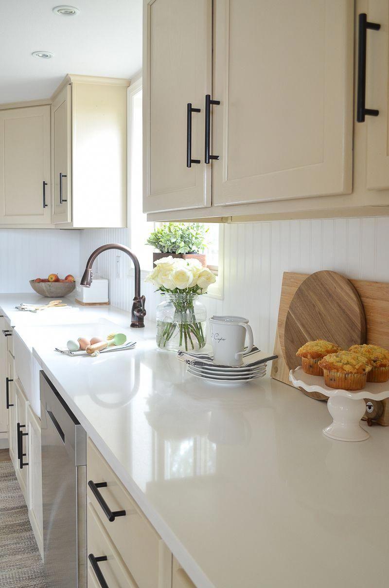 43+ Quartz countertops with farmhouse sink inspiration