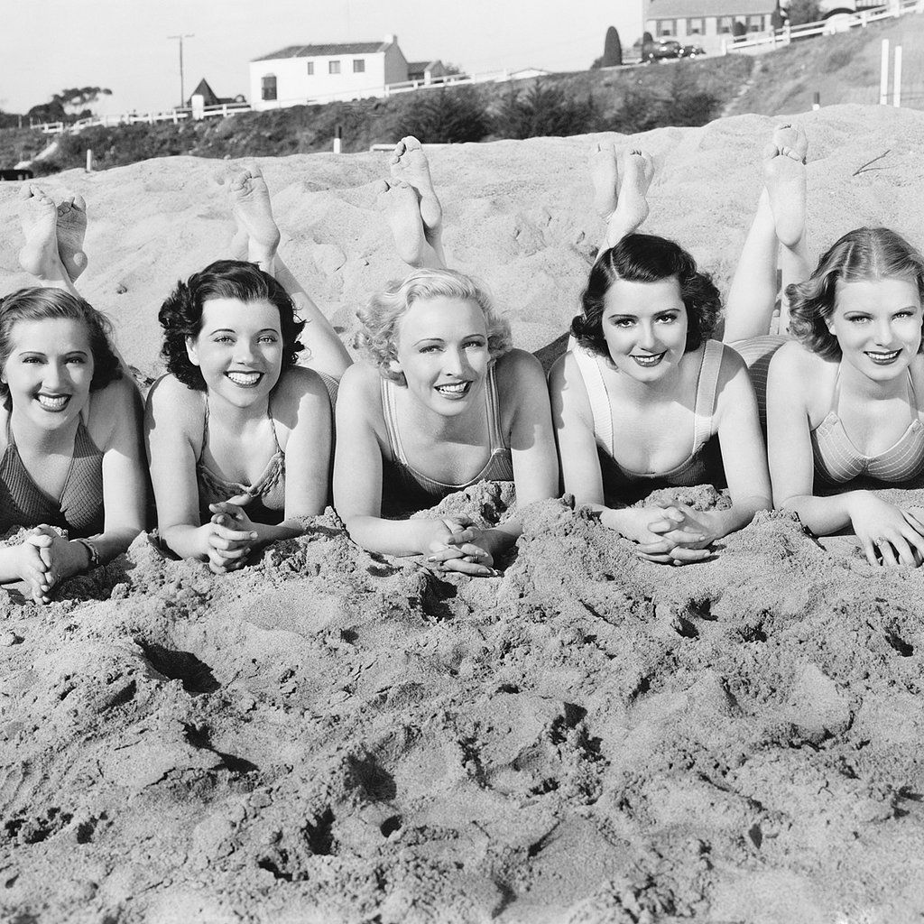 Free islamic vintage beach babe photos nicole playboy