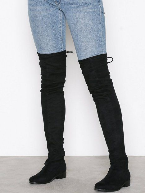 a64ad52966 Flat Thigh High Boot | Snow boots in 2019 | Thigh high boots flat ...