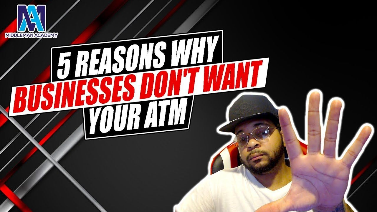 Pin on how to start an atm business