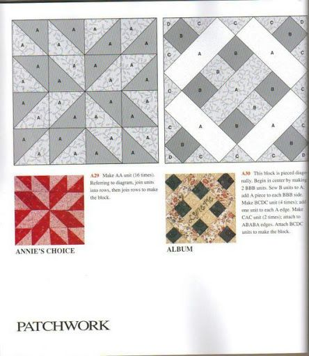 8484d4358d4f9f1c01543ebe10352413 - Better Homes And Gardens Triangle Quilt