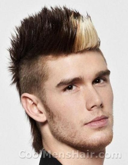 "Mohawk Hairstyles Mohawk Hairstyles  Tumblr""  Mohawk Hairstyles  Pinterest"