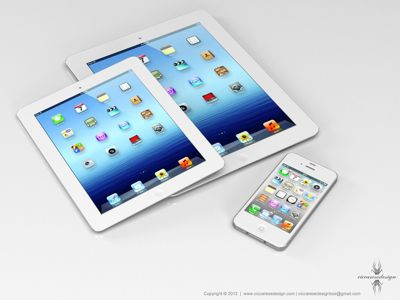 iPad mini...coming in 2012 FALL with a 7.85 inch screen for $250-$300!