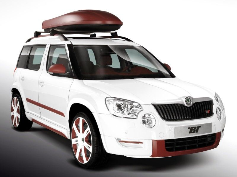 Bt Design Skoda Yeti 2011 Photo 01 With Images Skoda Yeti