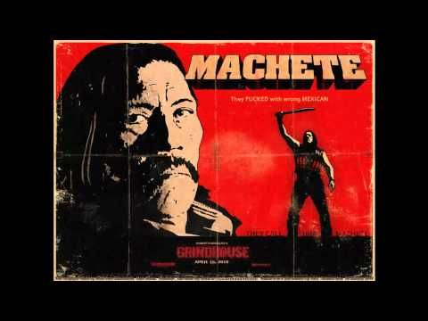 Chingon - Cascabel (Machete Soundtrack) [HD]. I've been singing this song all night.