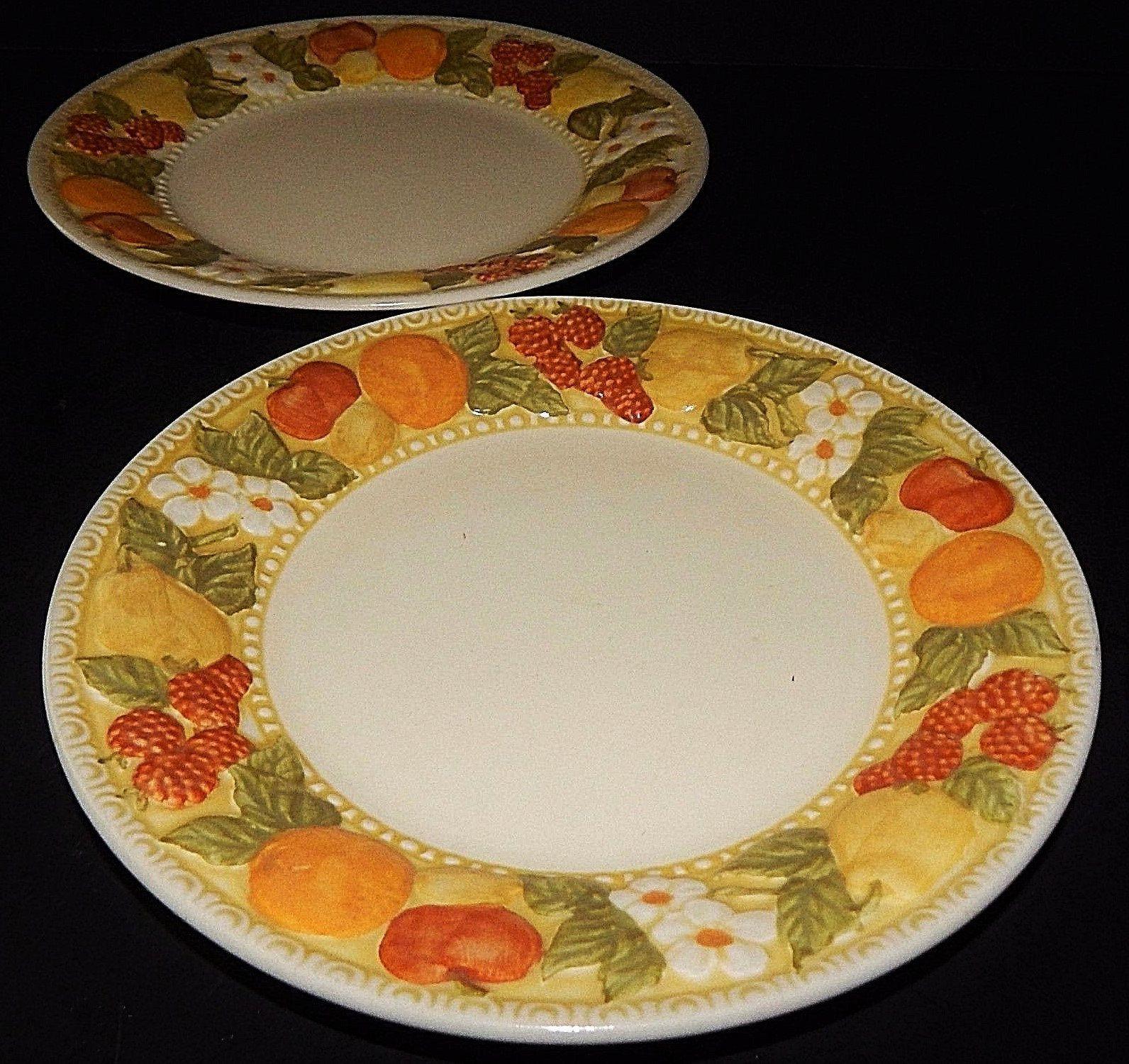 Pin On Dinner Plates