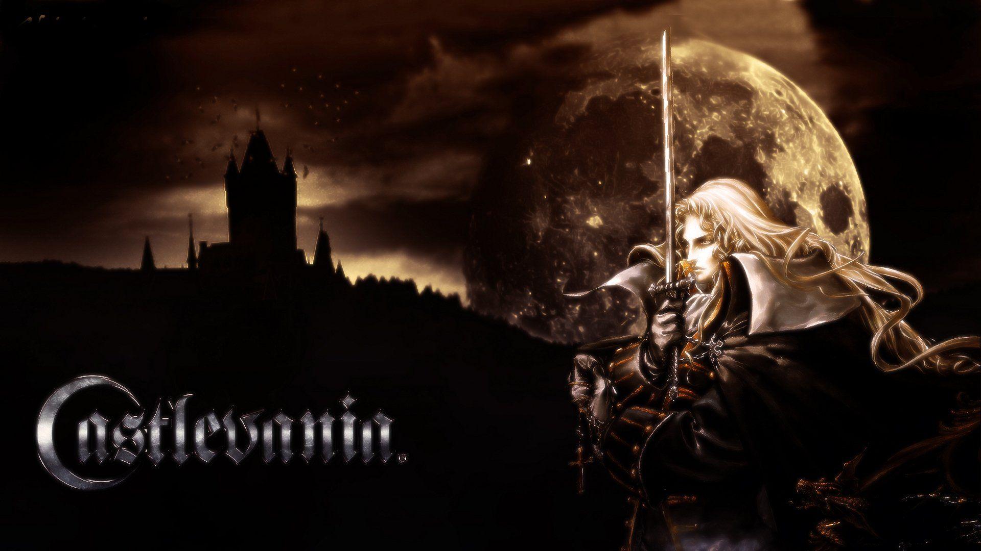 castlevania symphony of the night wallpaper castlevania crypt
