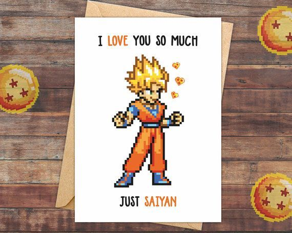 Pin By Ibeebz On Humor Valentines Valentine Day Cards Dragon Ball