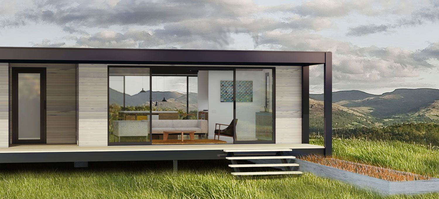 New prefab company that has costs down to ft they design so it