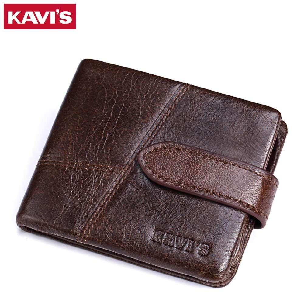 KAVIS Leather Men Wallet  2dcf600f14a39