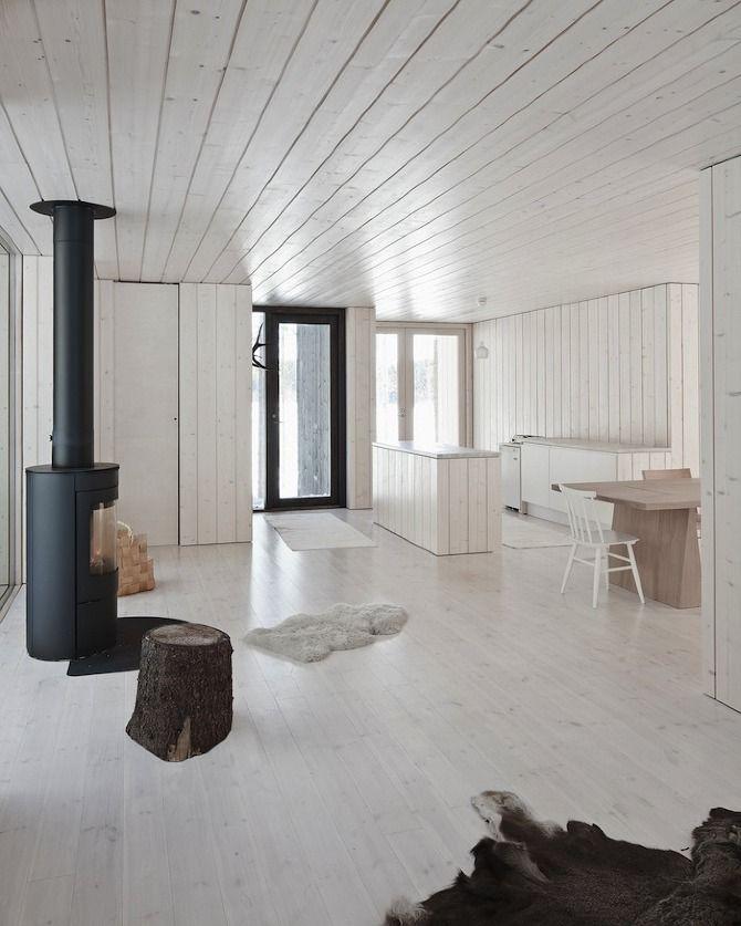 Finnish Design House: My Scandinavian Home: A Sustainable Finnish Cabin