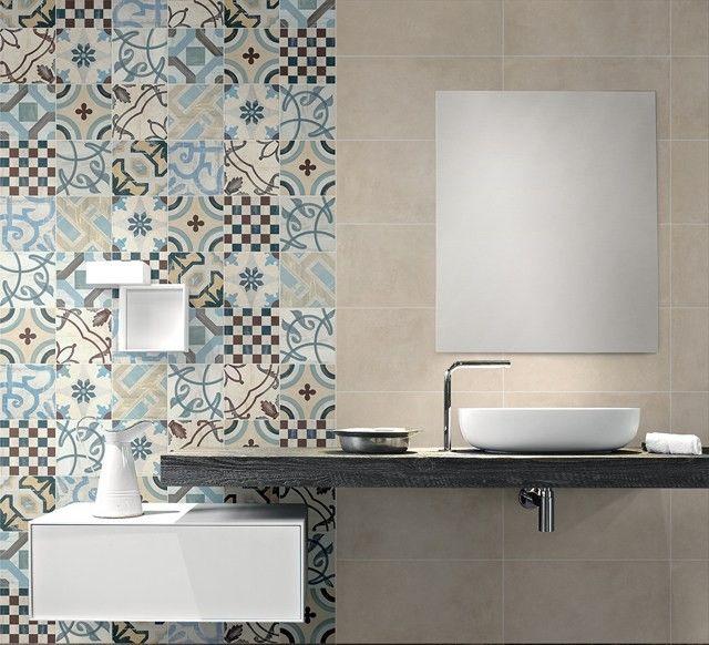 azulejos para baos de formas variadas - Alicatados De Baos