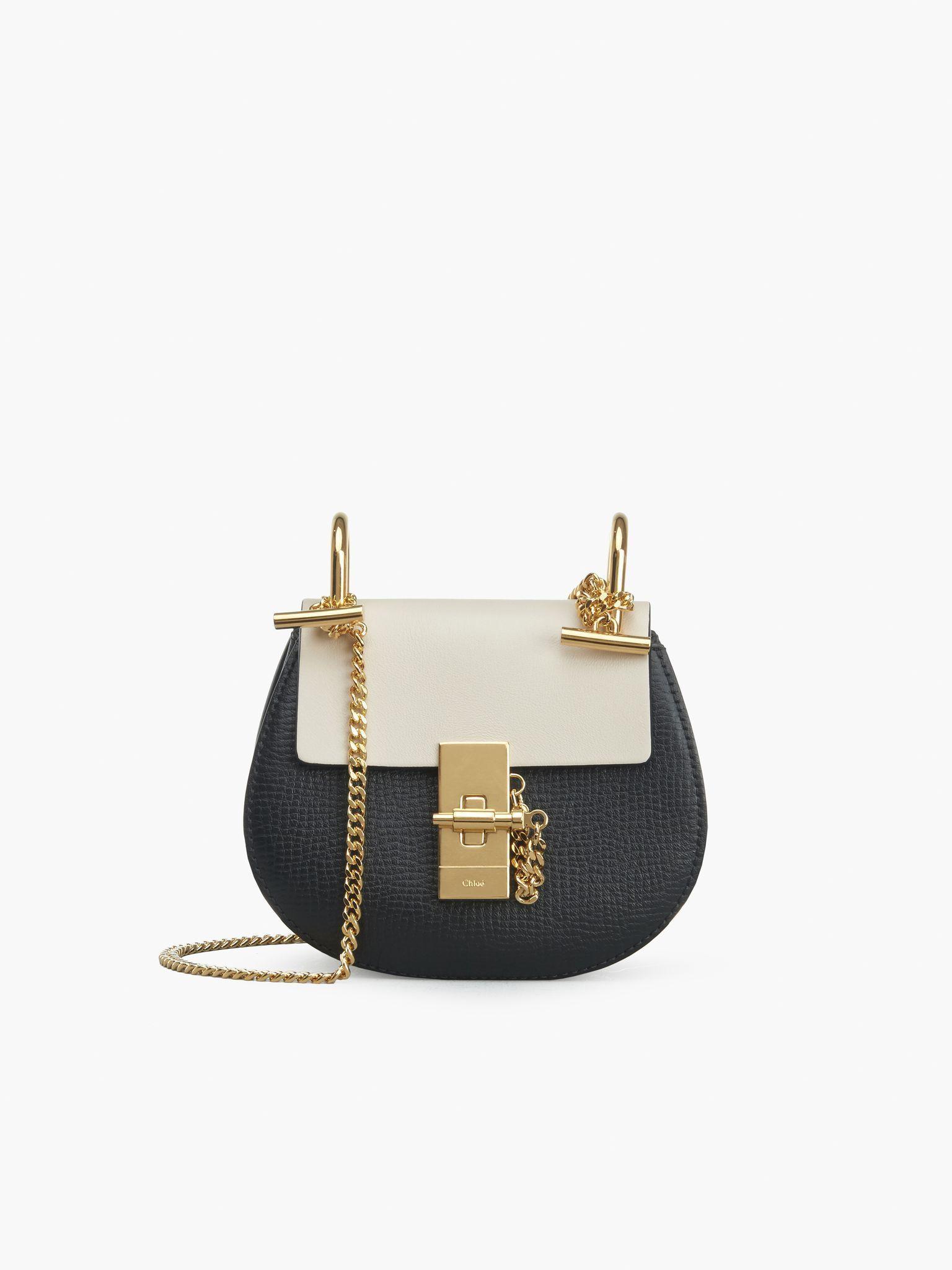 99d07941b75e Chloe Shoulder Bags 2WAY Chain Plain Leather Elegant Style Shoulder Bags 2