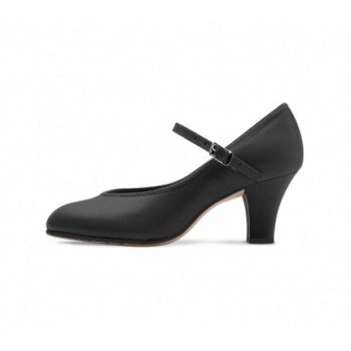 Bloch Cabaret Dance Shoe Leather chorus