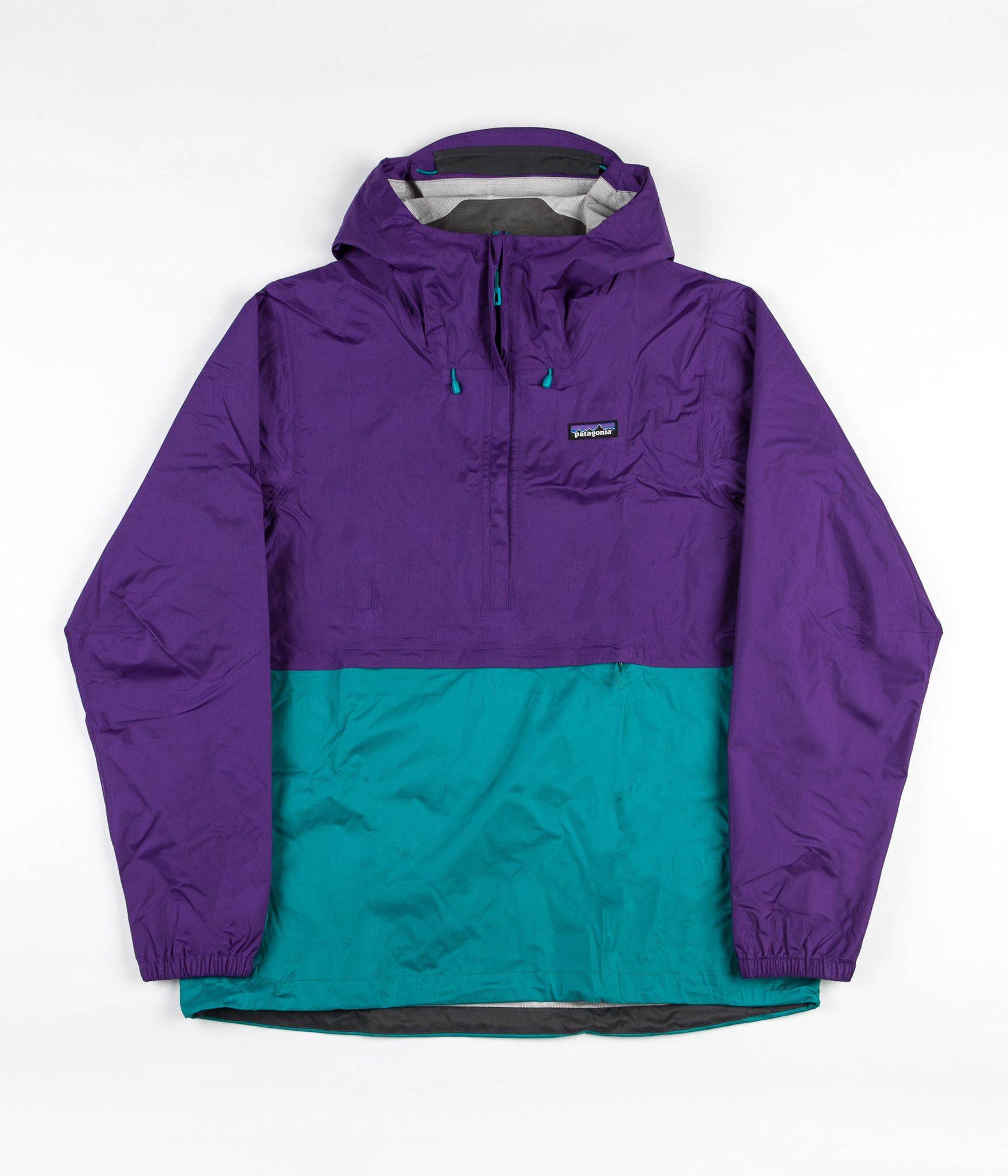 Torrentshell Pullover Jacket - Purple