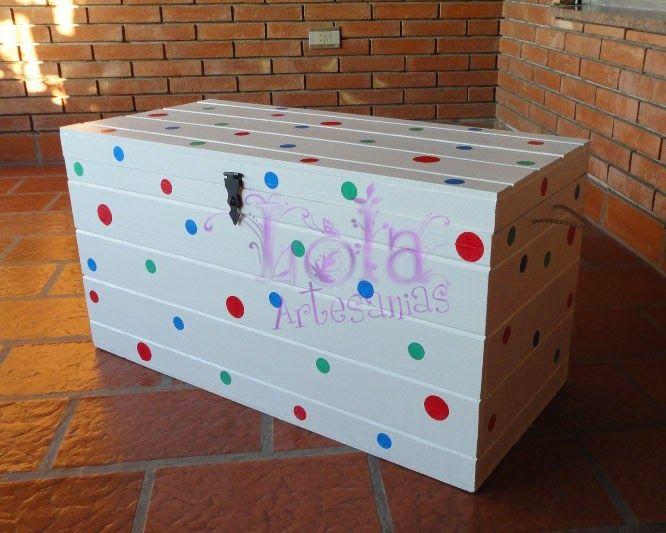 Best 25 baules infantiles ideas on pinterest muebles - Baules infantiles ...