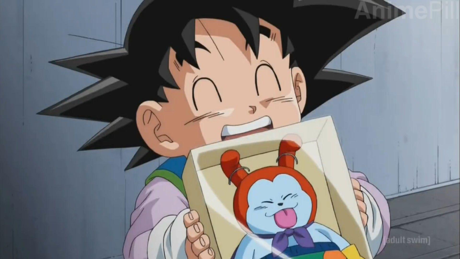 Goten Is Too Cute I Just Want To Hug Him Anime Dragon Ball Dragon Ball Gt Anime