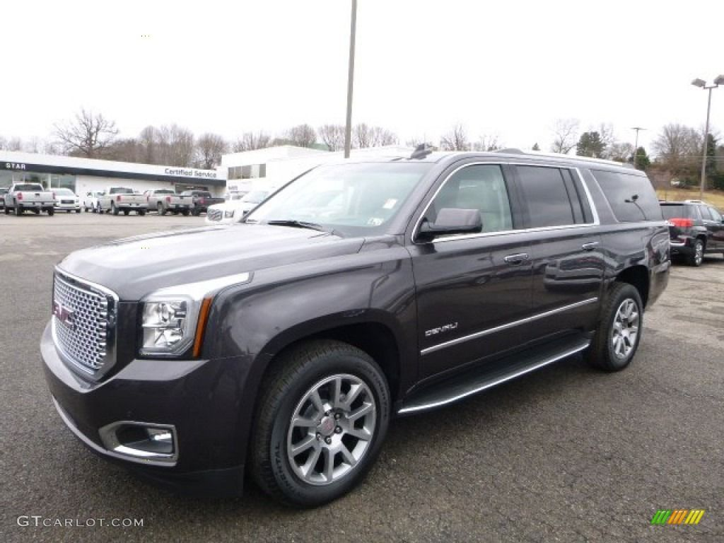 2016 Iridium Metallic Gmc Yukon Xl Denali 4wd 110550291