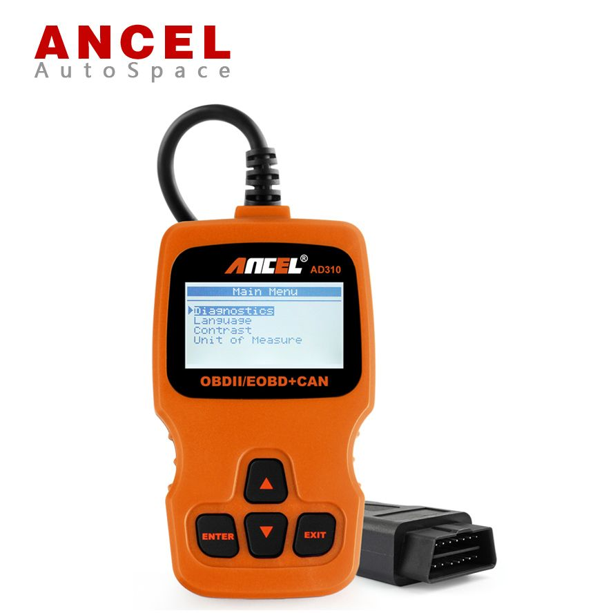ANCEL AD310 Car OBD 2 Fault Code Reader Scanner Automotive
