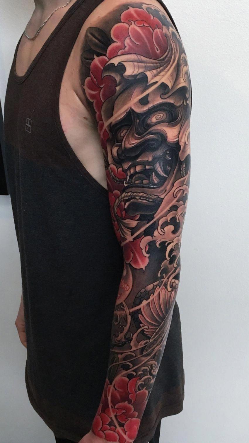 Full Half Sleeve Tattoos Fullsleevetattoos Traditional Japanese Tattoo Designs Japanese Tattoo Designs Traditional Japanese Tattoos