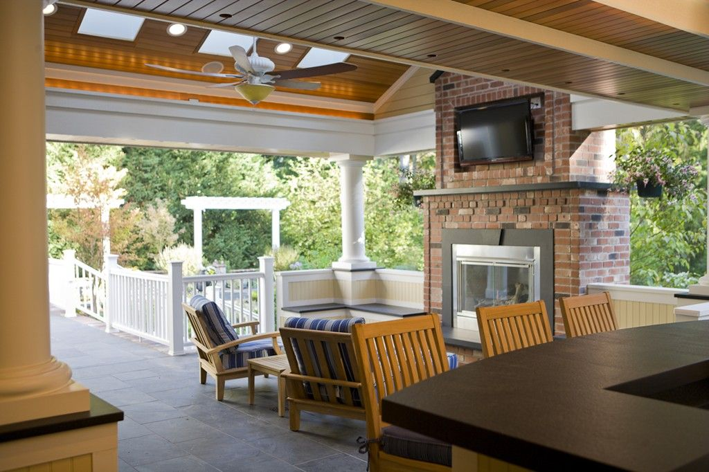 outdoor rooms on a budget - Google Search | Home Style Wish List ...