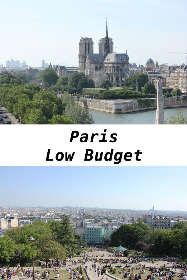 Photo of Paris Low-Budget-Tipps