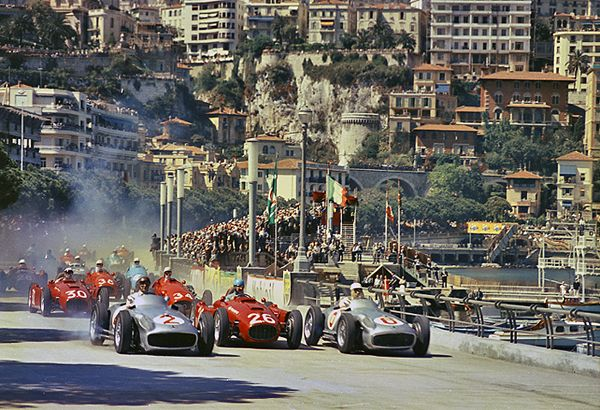 1955 GP Monaco