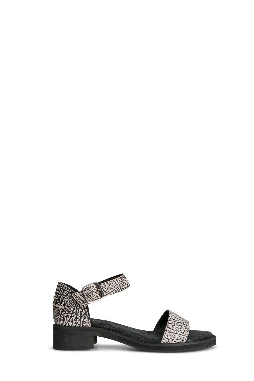 2 Baia Vista Janaki Black White Shoes Black Black And White