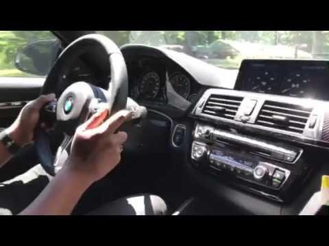 BMW M4 DRIVER