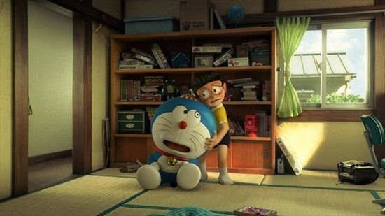 stand by me 哆啦a夢 stand by me ドラえもん 2014 japan my rating 6 8 10 director 山崎貴 八木龍一 stars voices 水田山葵 大原惠 doraemon wallpapers doraemon stand by me doraemon