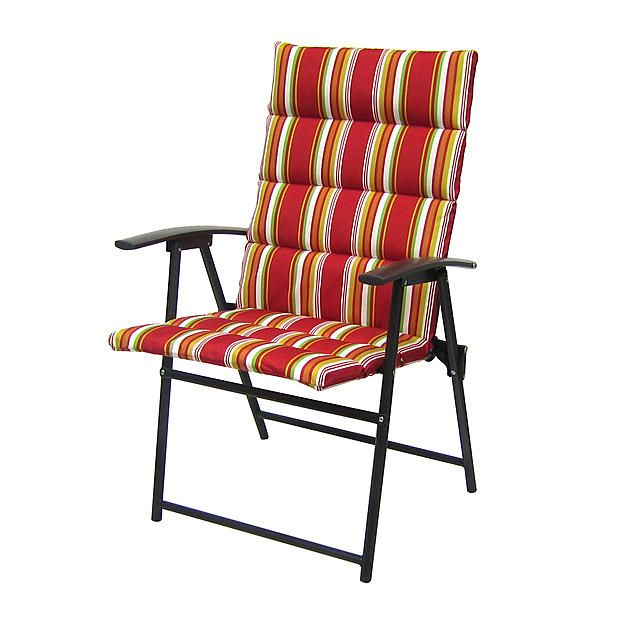 Folding Chair With Cushion Parson Covers Target Jaclyn Smith Channeled Spring Summer