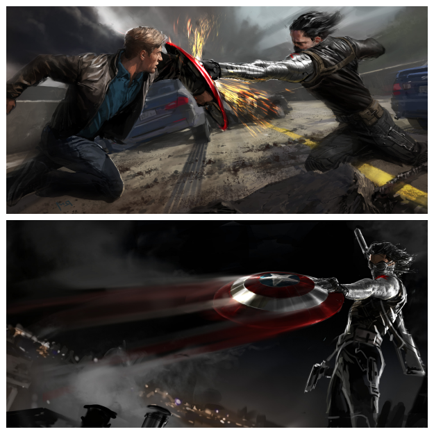 Captain America The Winter Soldier, The Countdown Begins
