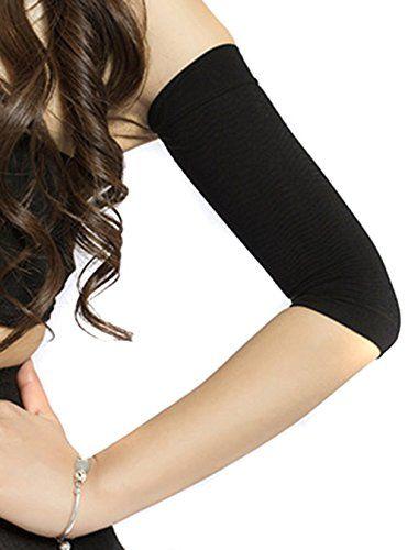6a5204579f Natuworld New Fashion a Pair of Control Shaper Arm Slimmer Shapewear Short  Sleeves for Women Girls