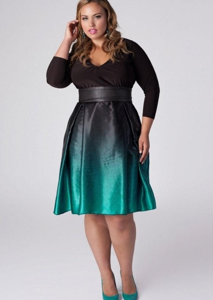 Womens Semi Formal Dresses In Plus Sizes Hairstyle Pinterest