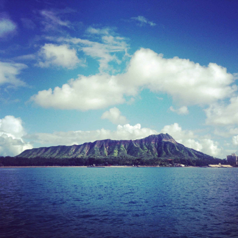 Waikiki Beach Wedding Ceremony: Travel Photos, Natural Landmarks, Oahu