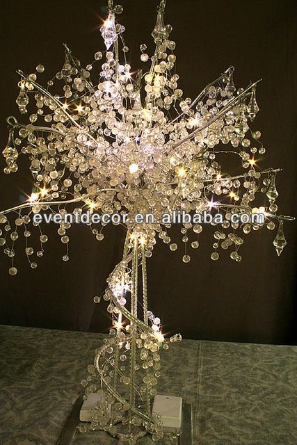 Source acrylic crystal wedding tree 24 tall 18 diameter on m source acrylic crystal wedding tree 24 tall 18 diameter on mibaba junglespirit Choice Image