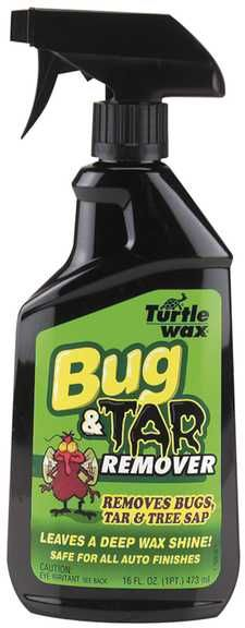Bug And Tar Remover For The Imperfections On The Paint