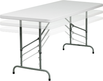Adjustable Table Used With Kids Chairs Folding Table Flash
