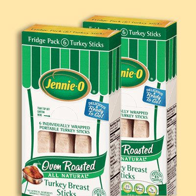 snacks with a smartpointsa value of 1a jennie o turkey breast sticks
