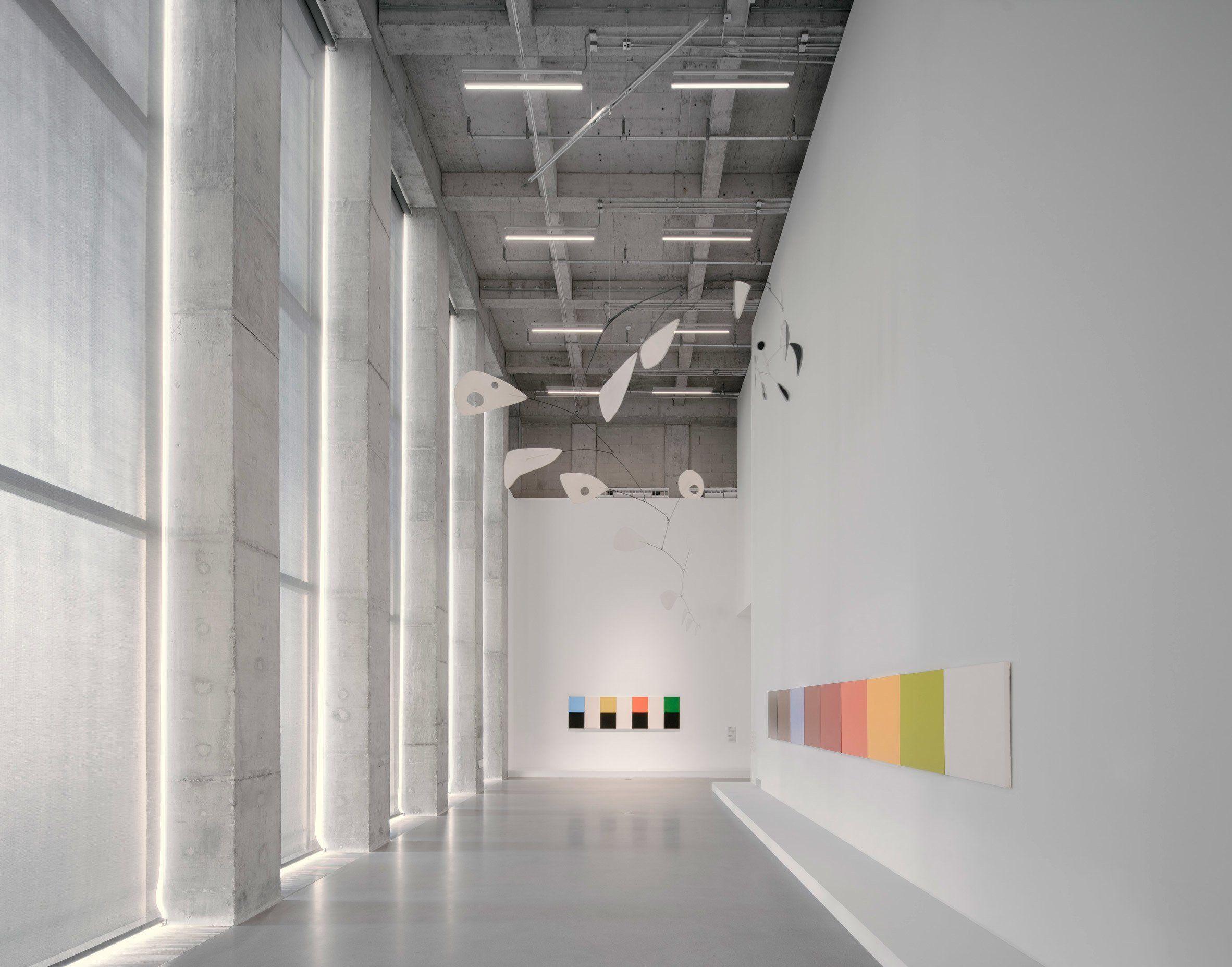 David Chipperfield Architects Open Elegant West Bund Museum In Shanghai Ignant In 2020 David Chipperfield Architects Architect Museum