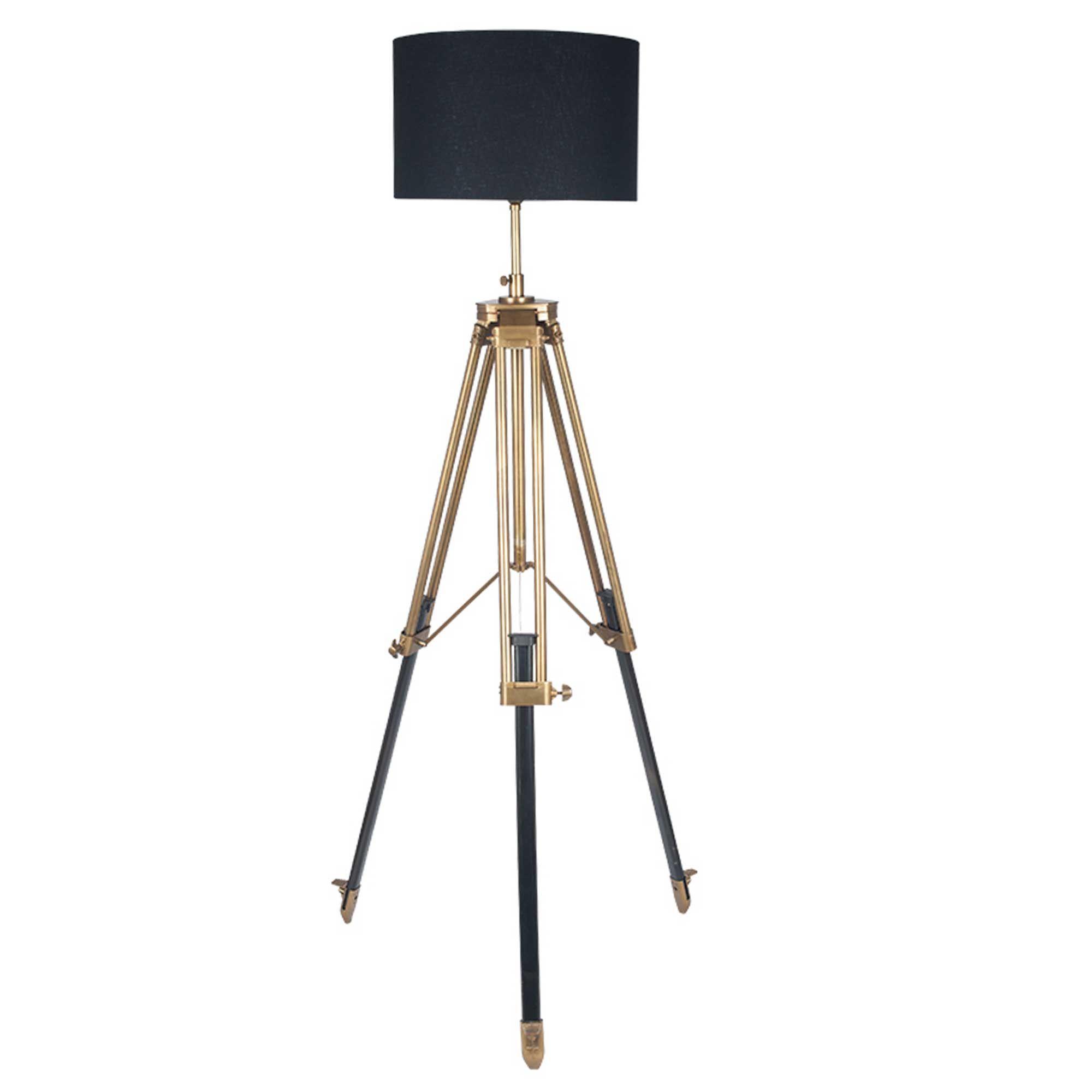 Antique Brass Tripod Floor Lamp Dark Wood Tripod Floor Lamps Brass Tripod Floor Lamp Lamp