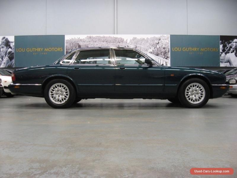 Car for Sale: 2002 Jaguar XJ8 X308 3.2L V8