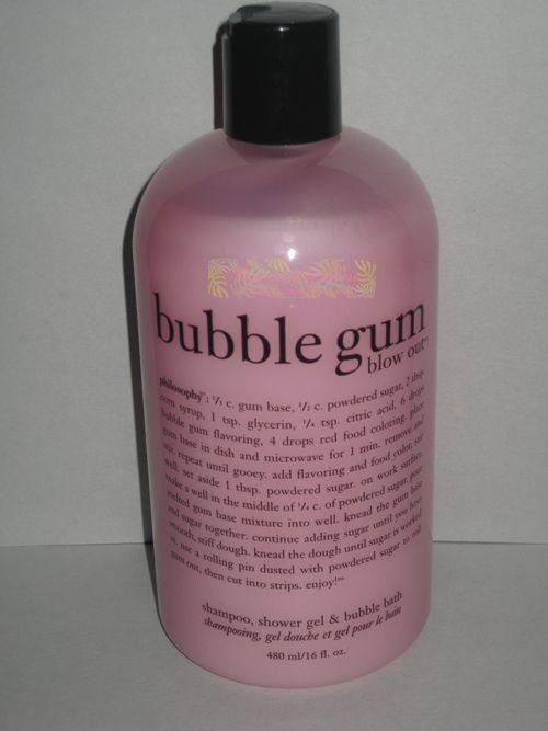 Philosophy Bubble Gum Shower Gel Review Musings Of A Muse Bubble Gum Shower Gel Bubbles