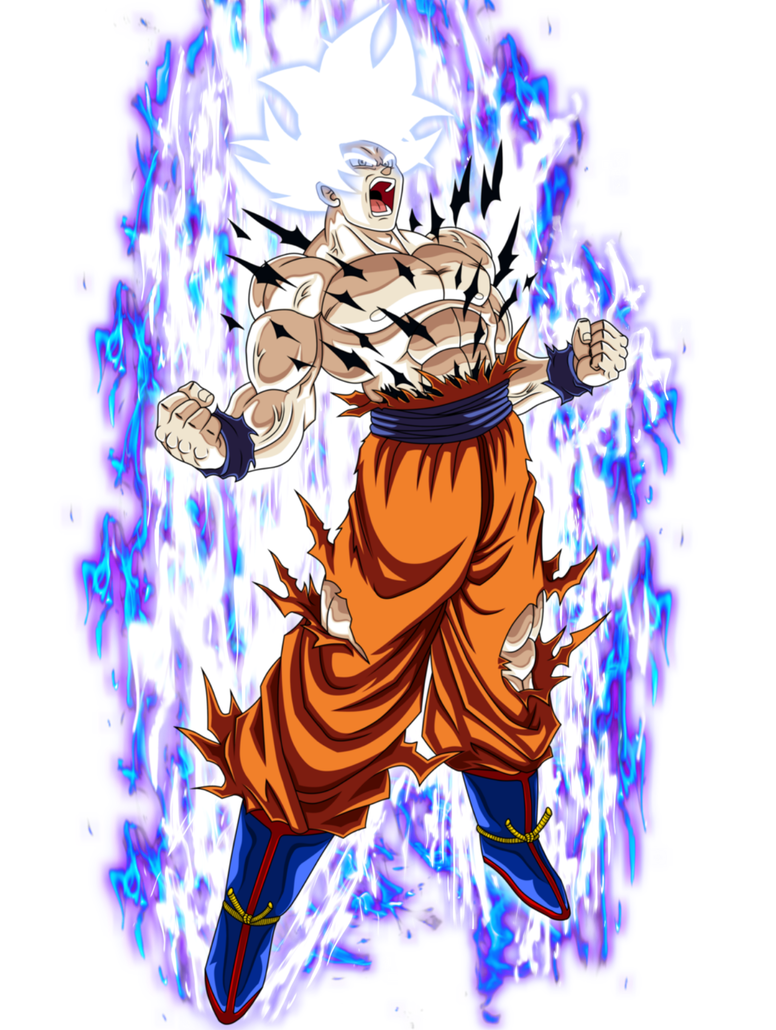 Goku Mastered Ultra Instinct By D3rr3m1x Anime Dragon Ball Super Dragon Ball Super Goku Dragon Ball Artwork