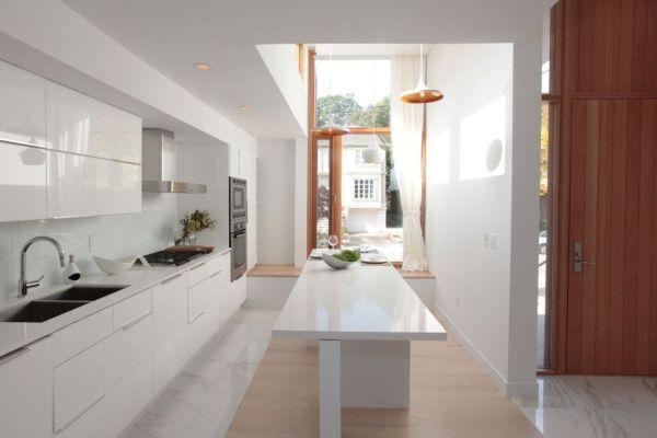 Best 22 Stylish Long Narrow Kitchen Ideas Long Narrow Kitchen 400 x 300