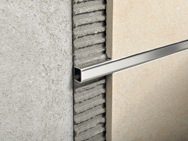 Prolistel Acc Glossy Steel Edge Profile By Progress Profiles Edge Profile Glossy Profile